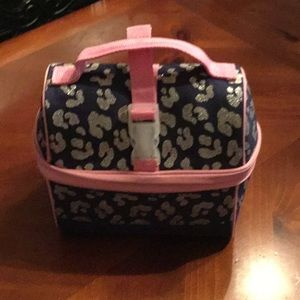 Pottery Barn Kids insulated lunch box.
